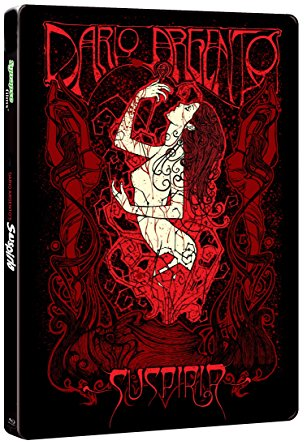 Suspiria - Synapse Steelbox Cover