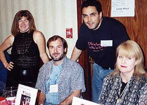 Teri Jacob, John Everson, Michael Laimo, Charlee Jacob