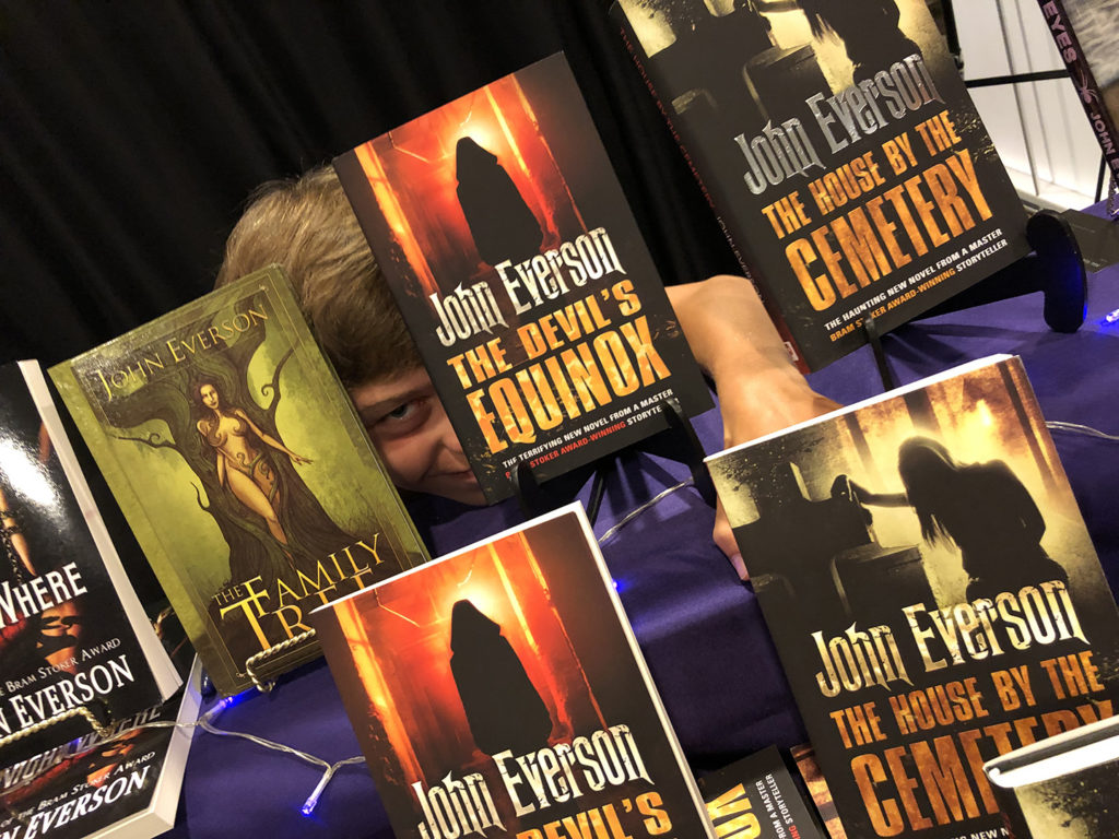 Shaun the Evil Bookseller