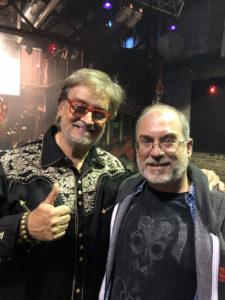 Claudio Simonetti and John Everson