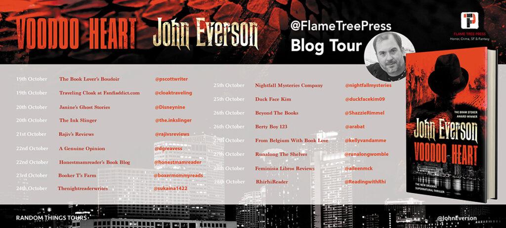 Voodoo Heart Blog Tour