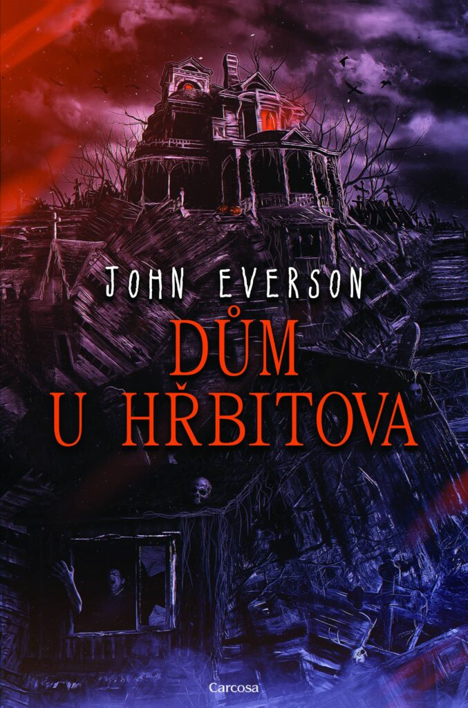 Czech edition of The House By The Cemetery